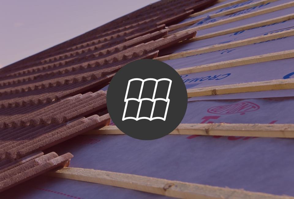 Blachodachówki nakonstrukcji dachu